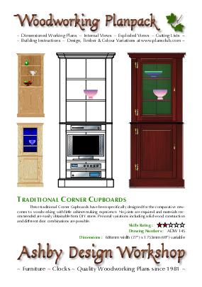 Corner Cupboard cover