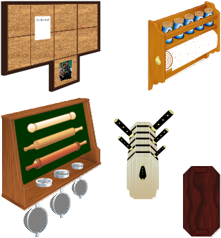 Wooden Sundries and Accessories Plans