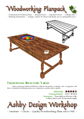 Refectory Tables cover