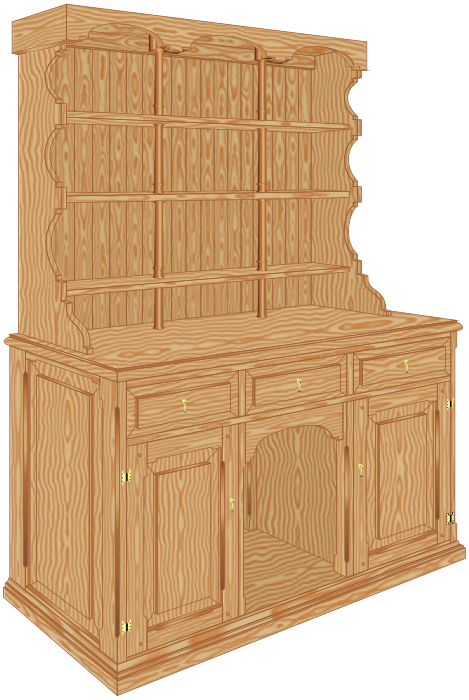 Welsh Kitchen Dresser Plans Woodworking Plansclub From Ashby