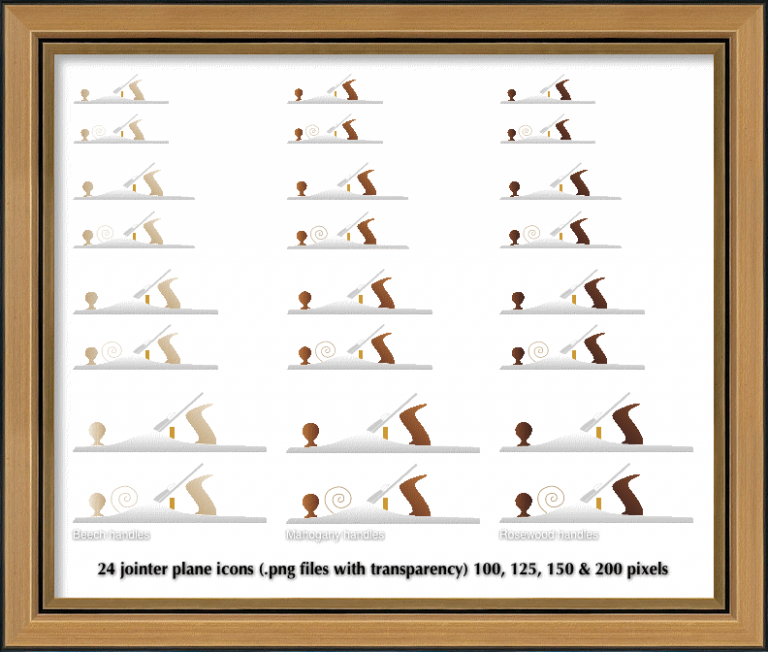 24-jointer-plane-icons