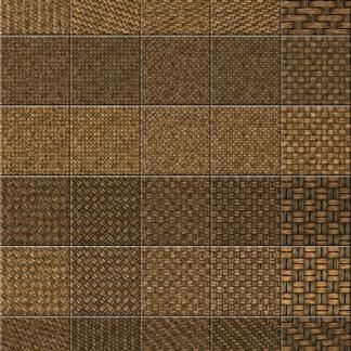 wicker seamless tiles